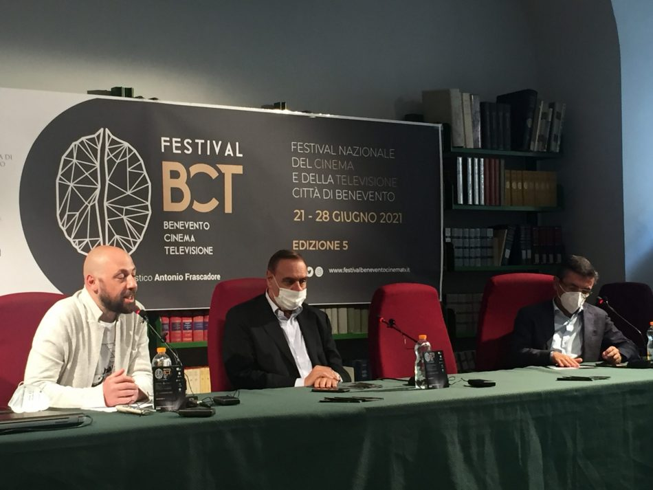 Benevento  L'estate si riaccende con la cultura: dal 21 al 28 giugno torna il Festival del Cinema e della Televisione
