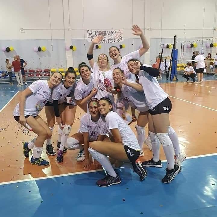 Energa Olimpia Volley San Salvatore Telesino in Serie B1: la squadra telesina scrive la storia