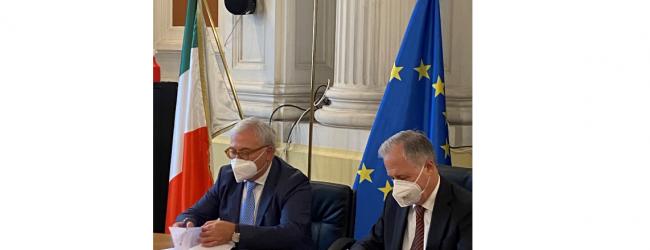 Alla Prefettura di Benevento protocollo d'intesa contro la criminalita'