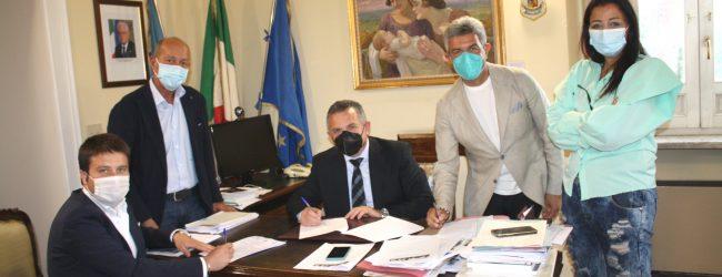 Protocollo di intesa per la strada provinciale 84 Puglianello – Faicchio