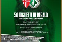 L' Avellino regala 50 biglietti per il match contro il Padova