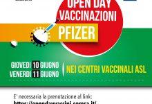 Vaccini, nel Sannio giovedi e venerdi Open Day Pfizer. Necessaria la prenotazione