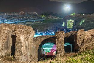 Avella  Come suona il caos: all'Anfiteatro il concerto di musica ecologica di Capone & BungtBangt