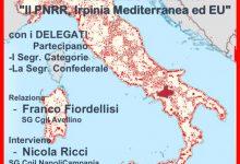 Solofra  Pnrr, la Cgil si confronta sul futuro dell'Irpinia tra Mediterraneo ed Europa