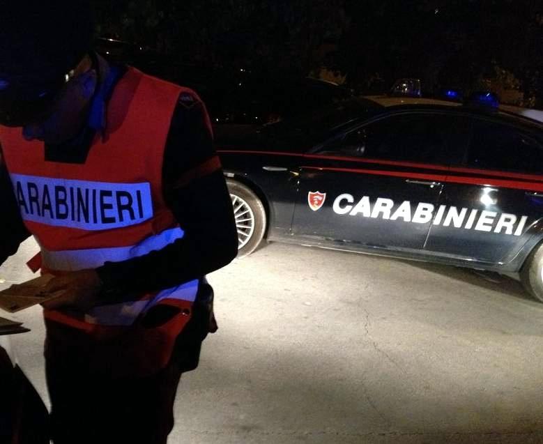 Controlli dei carabinieri in Alta Irpinia, scattano 3 denunce e 2 segnalazioni per droga