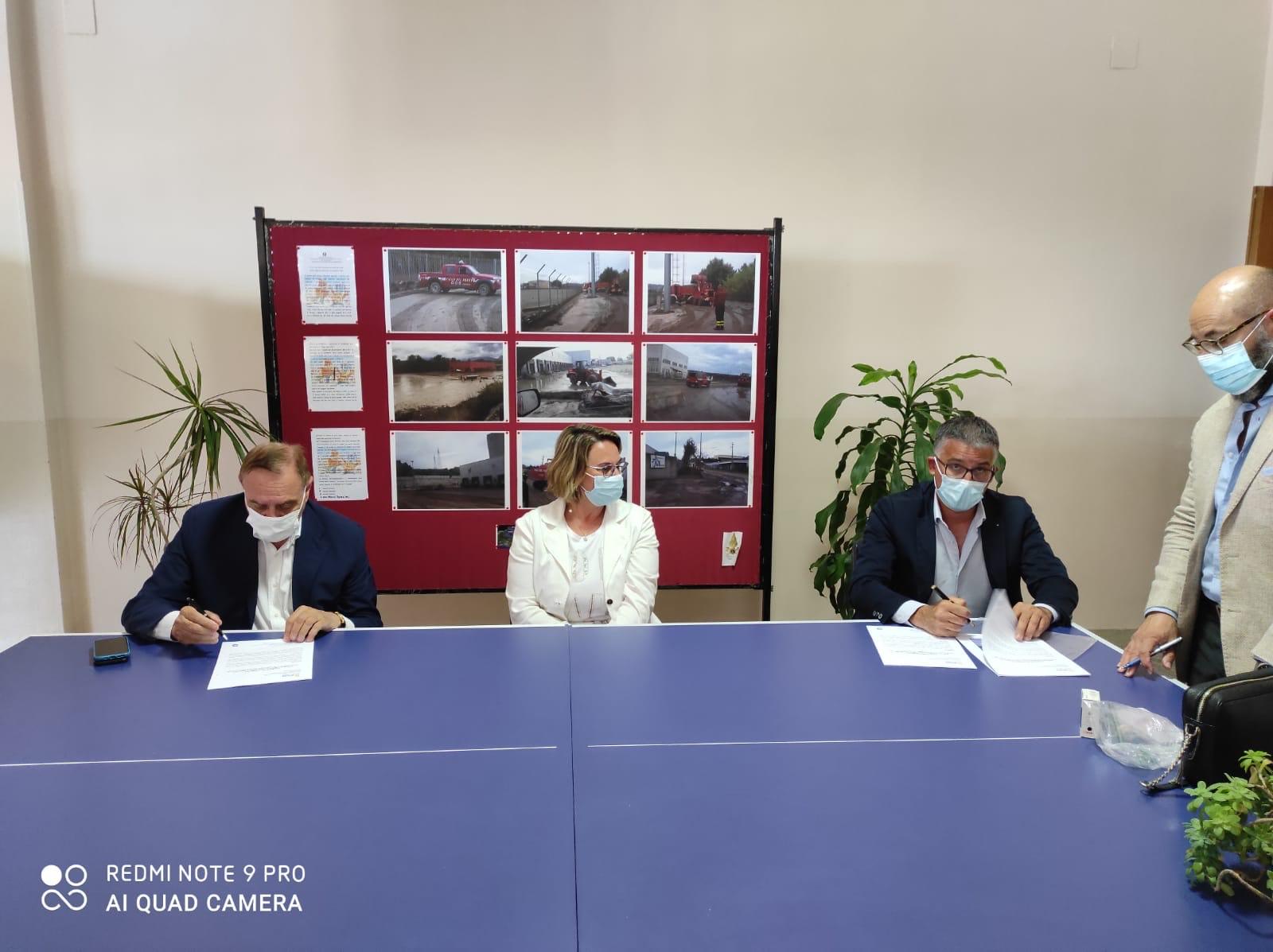 Benevento|Sottoscritto il verbale per procedere alla consegna materiale del tratto di viabilità S.S. 90
