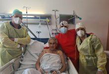 Covid Hospital, solo 15 ricoverati: dimessi altri 4 pazienti. Storti: il loro sorriso emozione indescrivibile
