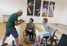 Scherma  La sannita Pasquino continua la preparazione in vista delle Paralimpiadi: in questi giorni allenamenti a Benevento