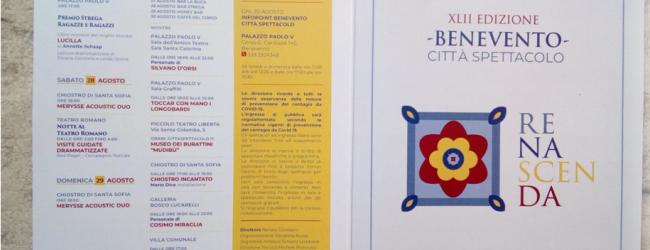 Benevento Citta' Spettacolo…parliamone