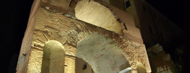 Benevento|Nuova luce per l'Arco del Sacramento