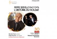Benevento OFb: Beppe Servillo racconta 'l'Histoire du soldat'