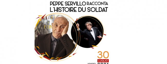 Benevento|OFb: Beppe Servillo racconta 'l'Histoire du soldat'