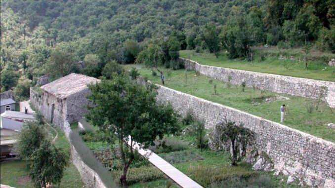 """Montella  """"Museo della Natura"""", domani s'inaugura l'Orto botanico al Complesso monumentale"""