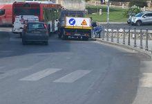 Benevento| Viale dei Rettori, paletti danneggiati e risistemati. Multata 24enne
