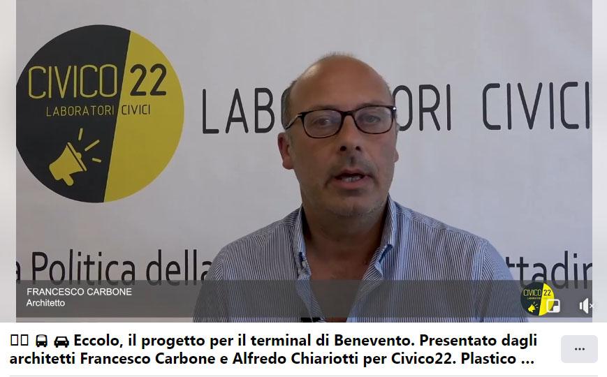 Altrabenevento, Corona: Perifano presenta un progetto sponsorizzato da Civico22