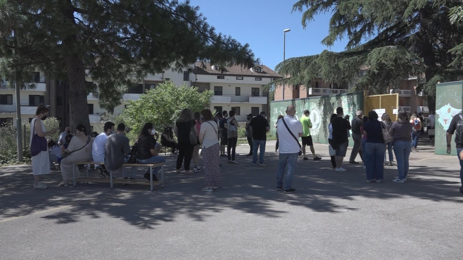 Open day in Irpinia: 2.000 dosi somministrate. La soddisfazione della diggi Morgante