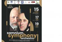 Al Teatro Romano di Benevento si presenta la tournee' dell'Orchestra giovanile 'Samnium Symphony Orchestra'