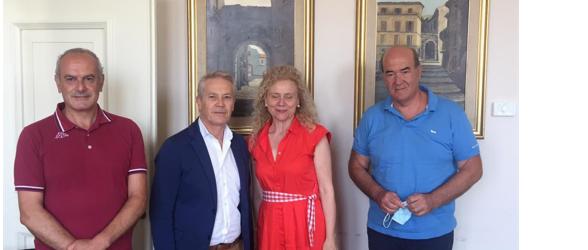 Benevento|Saranno ultimati entro Agosto i lavori di messa in sicurezza dell'istituto scolastico 'Galilei-Vetrone'