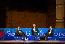 A Segreti d'Autore Cappuccio dialoga su immigrazione con Cafiero De Raho e Roberti
