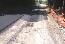 Sopralluogo sulla strada provinciale n. 50 Castelfranco in Miscano – Bosco