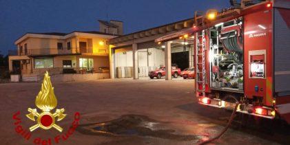 Grottaminarda A fuoco auto, pulmino e ciclomotore. Indagine dei CC