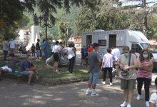 Vaccini, da Cervinara riparte il tour dei Camper della Salute