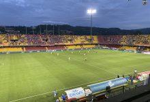 Benevento-Cittadella: 4-1. E' Lapadula Show, l'attaccante firma il successo con una tripletta