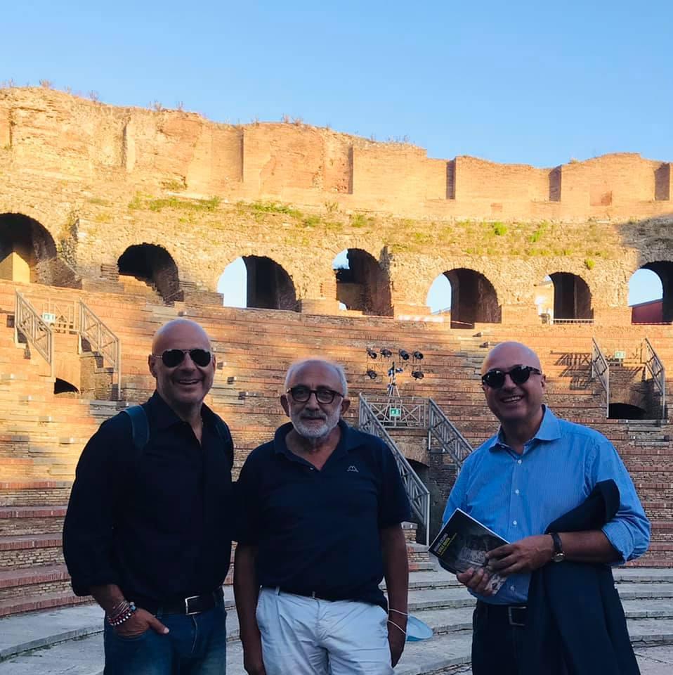 Teatro Romano di Benevento, apertura serale sabato 11 settembre 2021