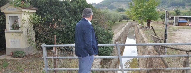 Approvati denitifivamente i lavori per 1,2mln di euro per la messa in sicurezza del fiume Sabato