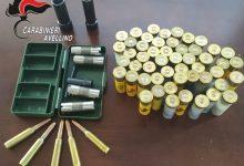 Serino  Detenzione illegale di parti di armi e munizioni, denunciato 60enne