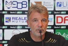 """Lecce, Baroni: """"A Benevento ricordi meravigliosi"""""""