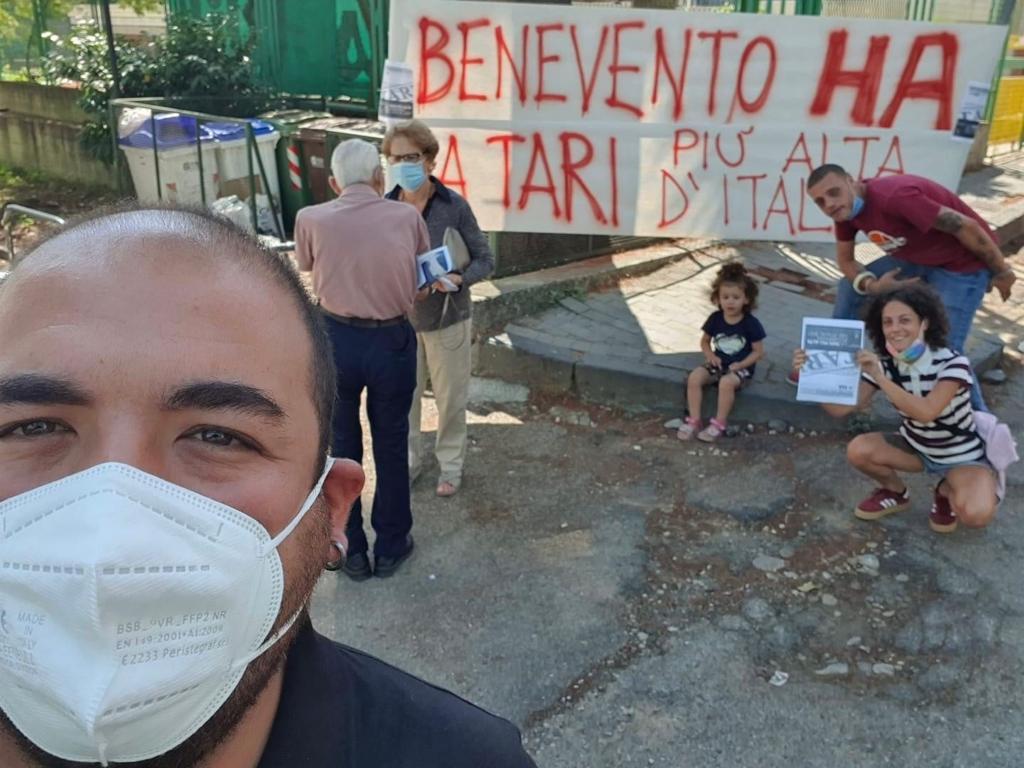 Tari, Citta' Aperta, Basile: 'Benevento ha la tassa piu' alta in Campania'