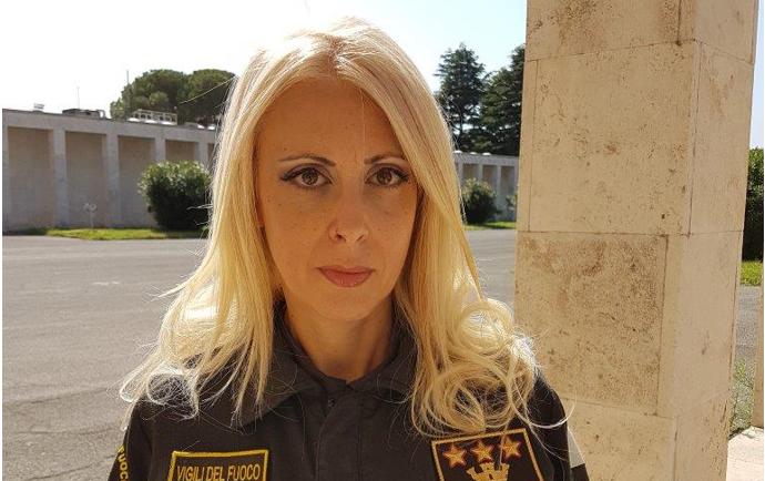 Benevento Vigili del Fuoco, gli auguri di buon lavoro al nuovo Comandante Pezzimenti