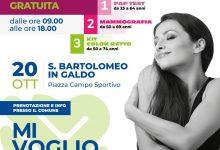 Screening oncologici, domani al via l'iniziativa dell'Asl di Benevento. Da San Bartolomeo in Galdo 90 tappe attraverso il Sannio