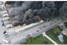 Incendio Airola, domani scuole chiuse in diversi comuni della Valle Caudina