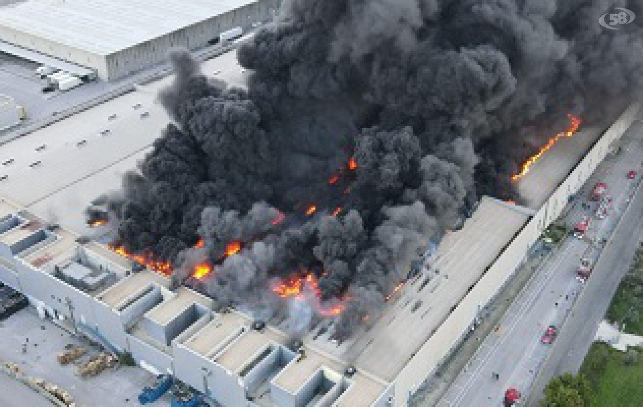 Incendio Airola, Mastella: solidarietà per la comunità