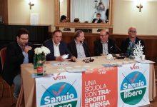 """Sannio Libero: """"La vittoria di Mastella momento significativo per il presente ed il futuro di Benevento"""""""