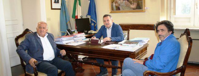 Il Presidente Di Maria incontra gli amministratori di San Lorenzello