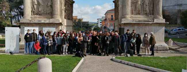 Benevento|Arco di Traiano: ecco l'ipotesi della Dea Nemesi