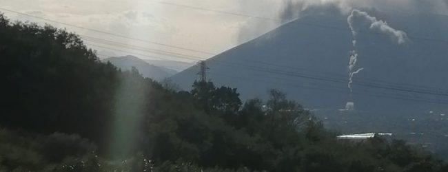 Incendio zona industriale Airola, Perifano: un grazie a tutti coloro che sono impegnati per contenere i danni