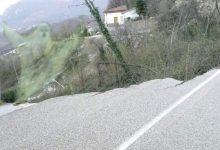 Frana su strada provinciale Covini di Arpaise: parla il Presidente Di Maria