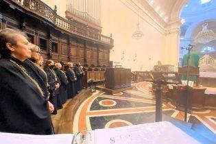 Il Canto beneventano risuona ad Assisi con Orbisophia