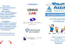C.A.M. Telefono Azzurro Benevento: 13esima edizione del corso «La Tutela dei minori e la famiglia»